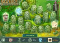 Secret of the Stones free game